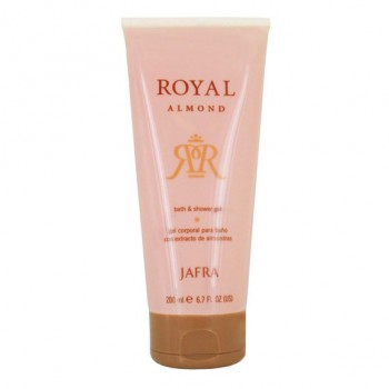 Royal Almond Bath & Shower Gel