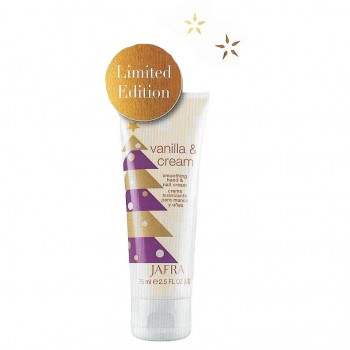 Vanilla & Cream Smoothing Hand & Nail cream