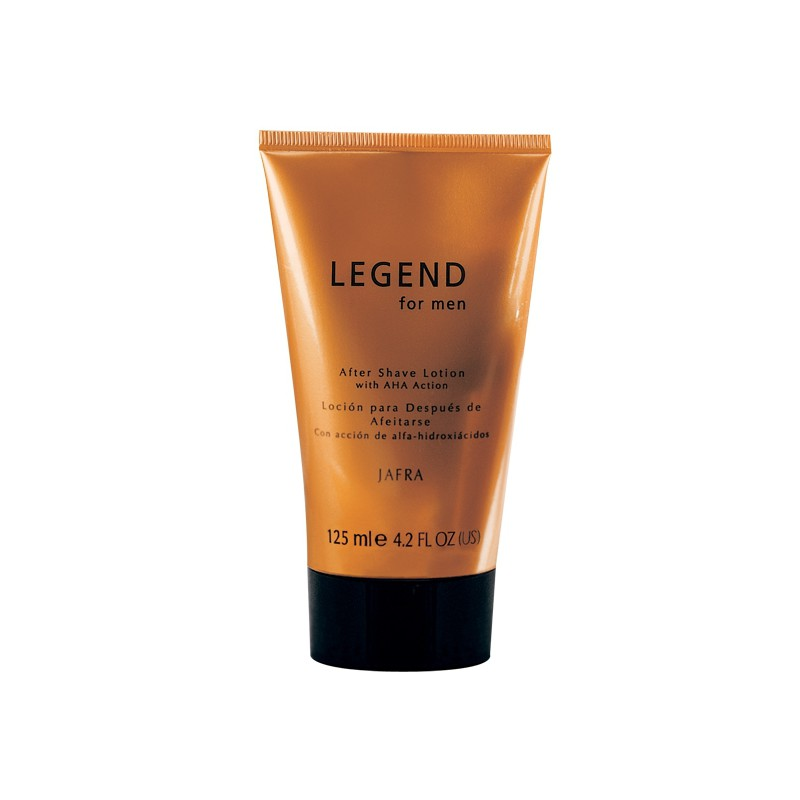 Legend After Shave Lotion with AHA