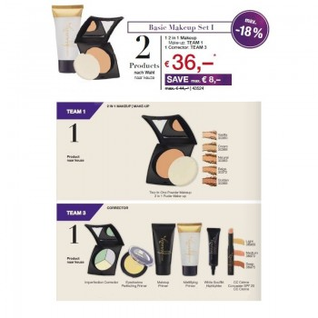 Basic Make-up Set 1
