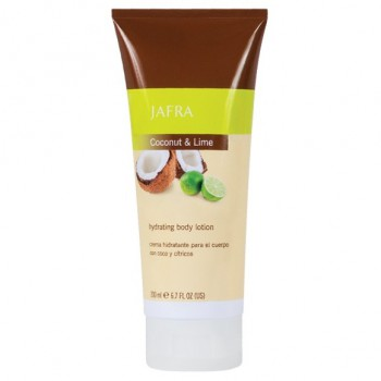 Hydrating Bodylotion with Coconut & Lime