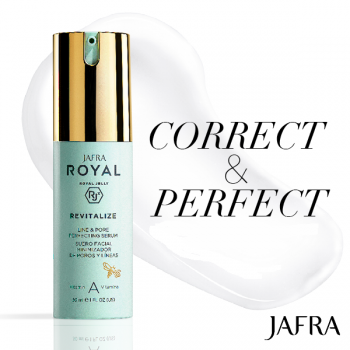 Royal Jelly Revitalize Line & Pore Perfecting Serum