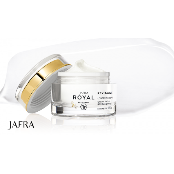 Royal Jelly Revitalize  Global Longevity Cream