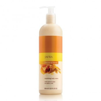 Hand Cream Oatmeal & Honey