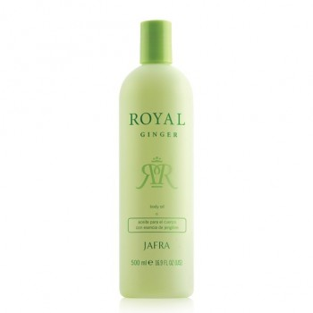 Royal Ginger Bodyoil