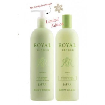 Royal Ginger Bodylotion