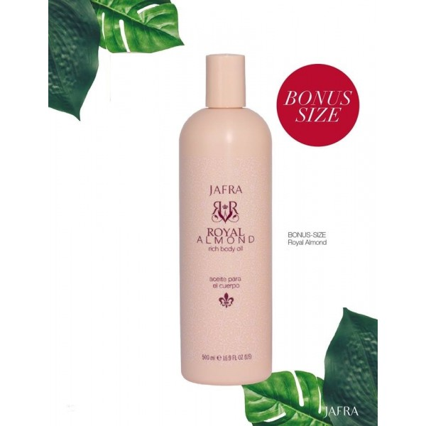 Royal Almond Body Oil 500 ml