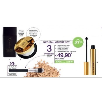 Natural Make-up Set