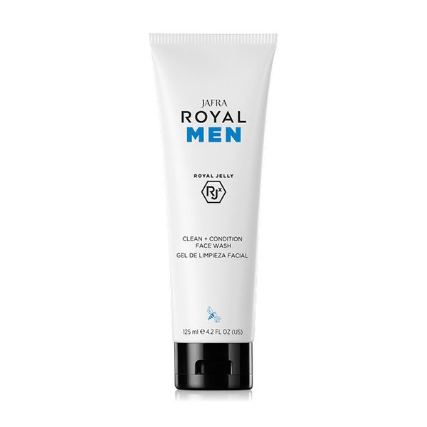 Men  Clean+ Condition Face Wash