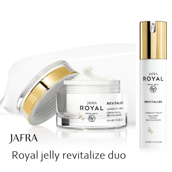 Royal Jelly Revitalize  Longevity Duo