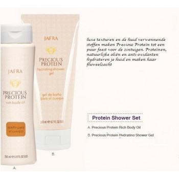 Protein Shower Set