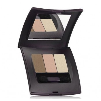 Trio Eyeshadow The Nudes