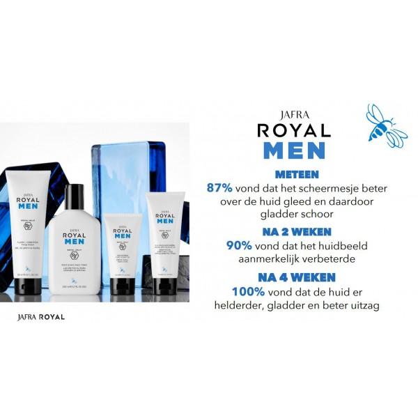 Royal Jelly Skin Care for Men