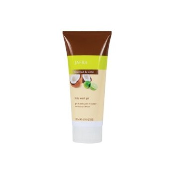 Body Wash Gel with Coconut & Lime