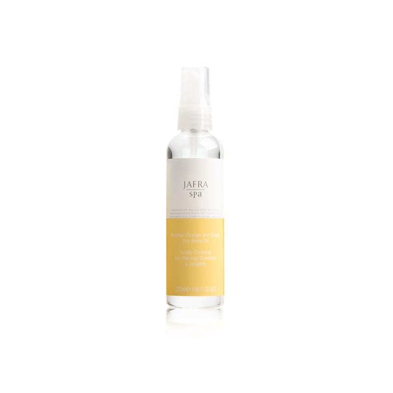 Brazilian Orange and Ginger Dry Body Oil