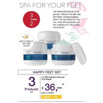 Happy Feet Set