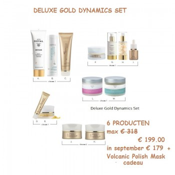De Luxe Set Gold dynamics