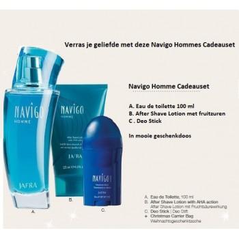NAVIGO HOMME SET