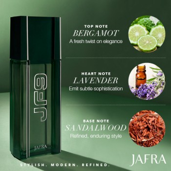 JF9 Green Cologne