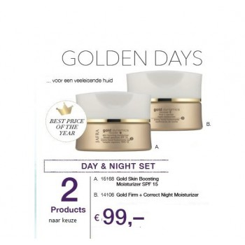 Gold Day & Night Set