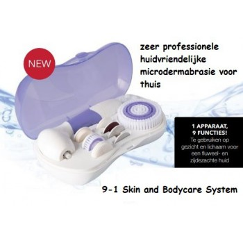 9-1 Skin and Body Care System