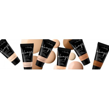 Always Foundation  Make-up Broad Spectrum SPF15