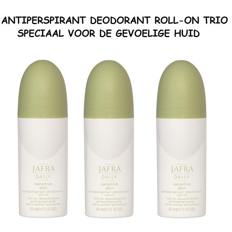 Sensitive Skin Antiperspirant Deodorant  Roll-on