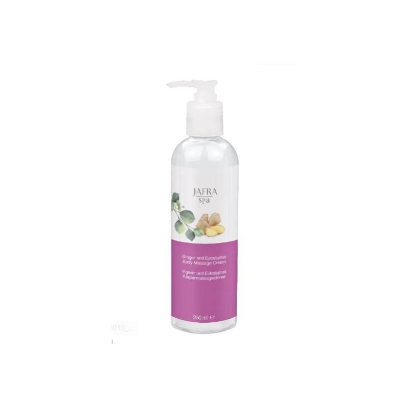 Spa Ginger & Eucalyptus  Body Massage Cream