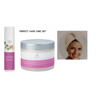 Spa Perfect Hair Care Set