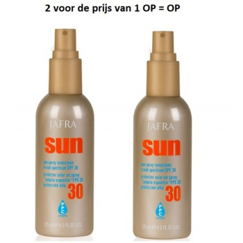 Sun Spray Sunscreen for face & body  SPF 30