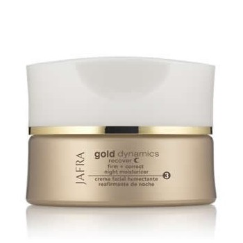 Gold Firm + Correct Night Moisterizer, gold dynamics